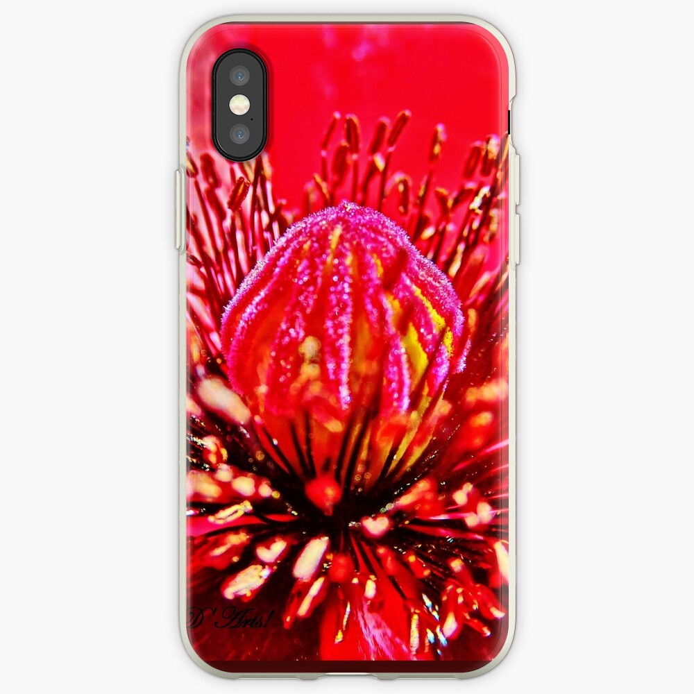 Poppy Dome iPhone Case & Cover