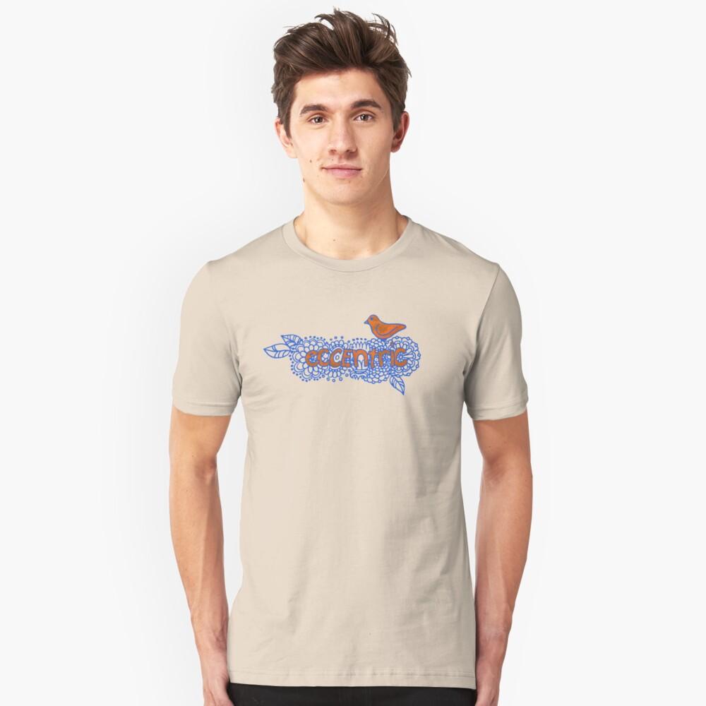 Eccentric Slim Fit T-Shirt
