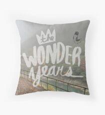 The Wonder Years Throw Pillow