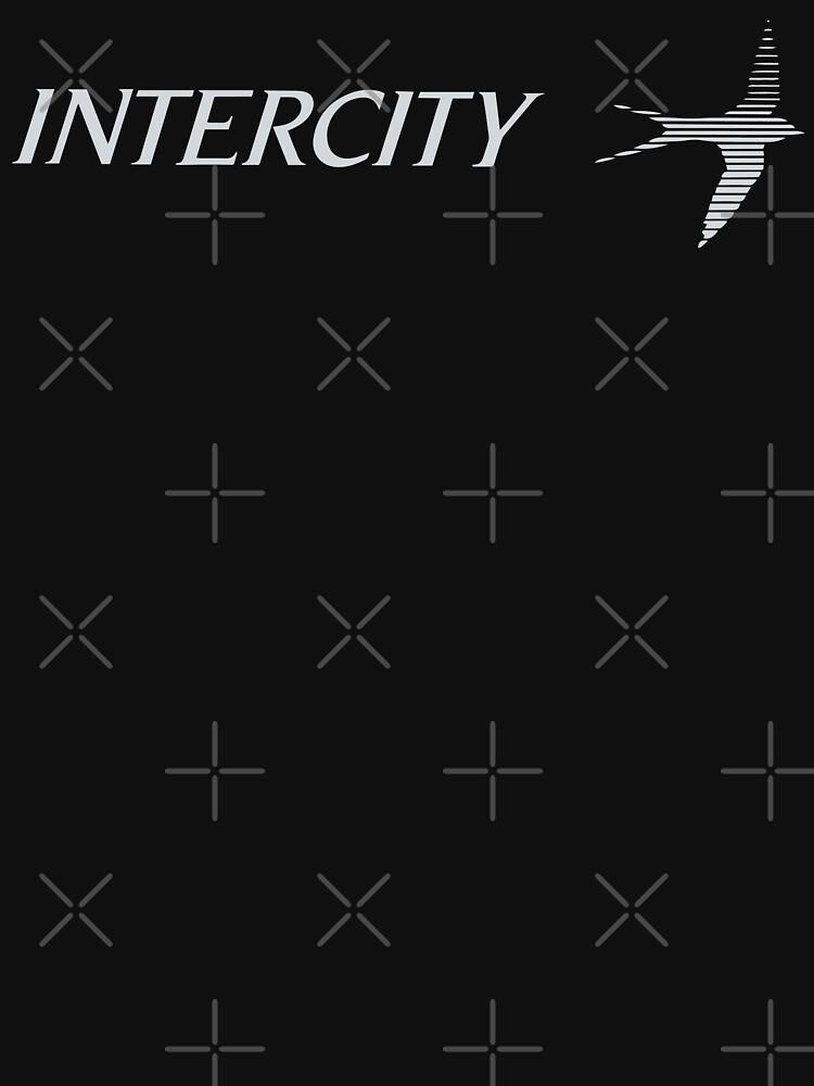 NDVH InterCity 1987-1996 by nikhorne