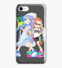 Splatoon X Squid Girl iPhone Case/Skin