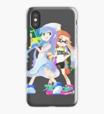 Splatoon X Squid Girl iPhone Case/Skin