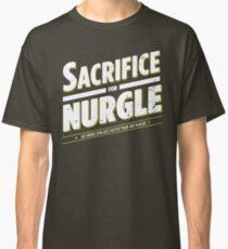 Sacrifice for Nurgle - Damaged Classic T-Shirt