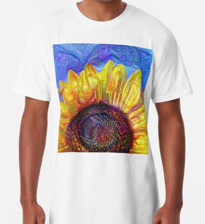 Solar eyelashes Long T-Shirt