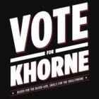 Vote for Khorne by moombax