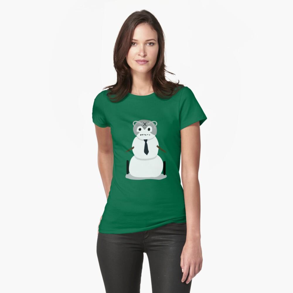 Professor X-Mas Womens T-Shirt Front