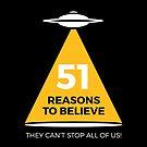 51 Reasons To Believe! by zoljo