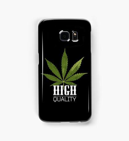Marijuana High Quality Samsung Galaxy Case/Skin