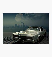 1969 Cadillac Eldorado  Photographic Print