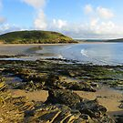 Cornwall: Daymer Bay by Rob Parsons
