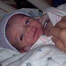 Grandson baby Lucas! by Ellen Keagy