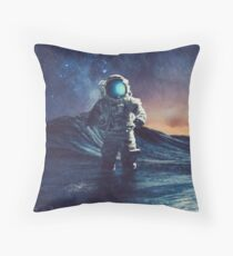 Stranded II Throw Pillow