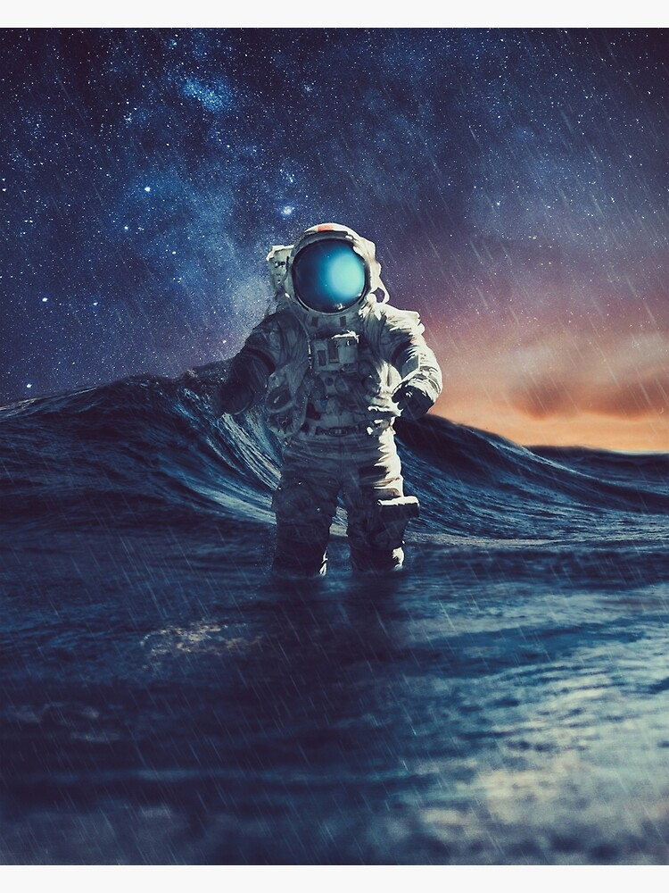 Stranded II by sublimenation