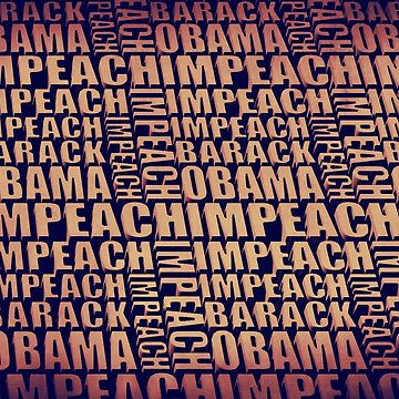 Impeach Barack Obama by morningdance