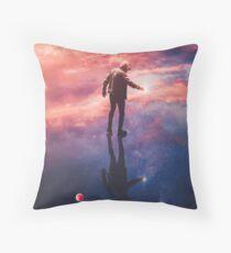 Star Catcher Throw Pillow