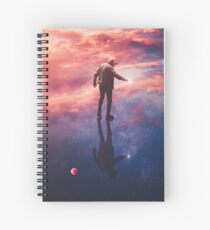Star Catcher Spiral Notebook