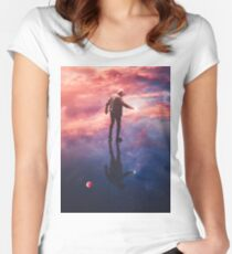 Star Catcher Fitted Scoop T-Shirt