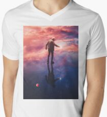 Star Catcher V-Neck T-Shirt
