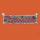 JDWOODYARD HALLOWEEN by Jonathan  Woodyard
