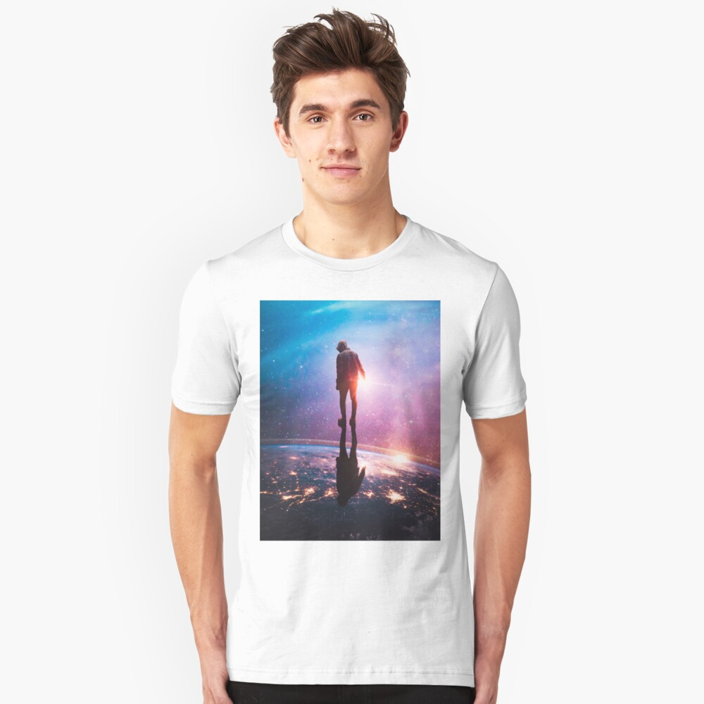 A World Away Slim Fit T-Shirt