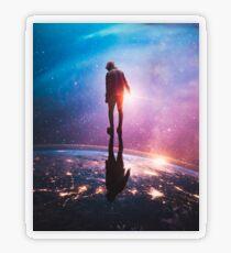 A World Away Transparent Sticker
