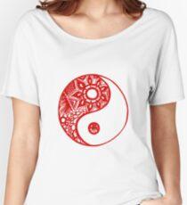 ying_yaang Women's Relaxed Fit T-Shirt