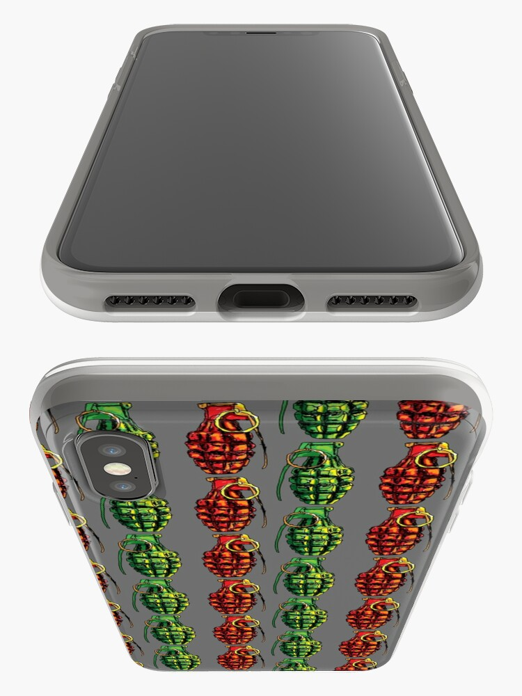 Alternate view of Grenade iPhone Case & Cover