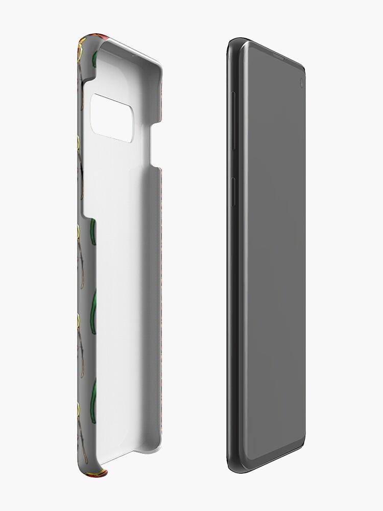Alternate view of Grenade Case & Skin for Samsung Galaxy