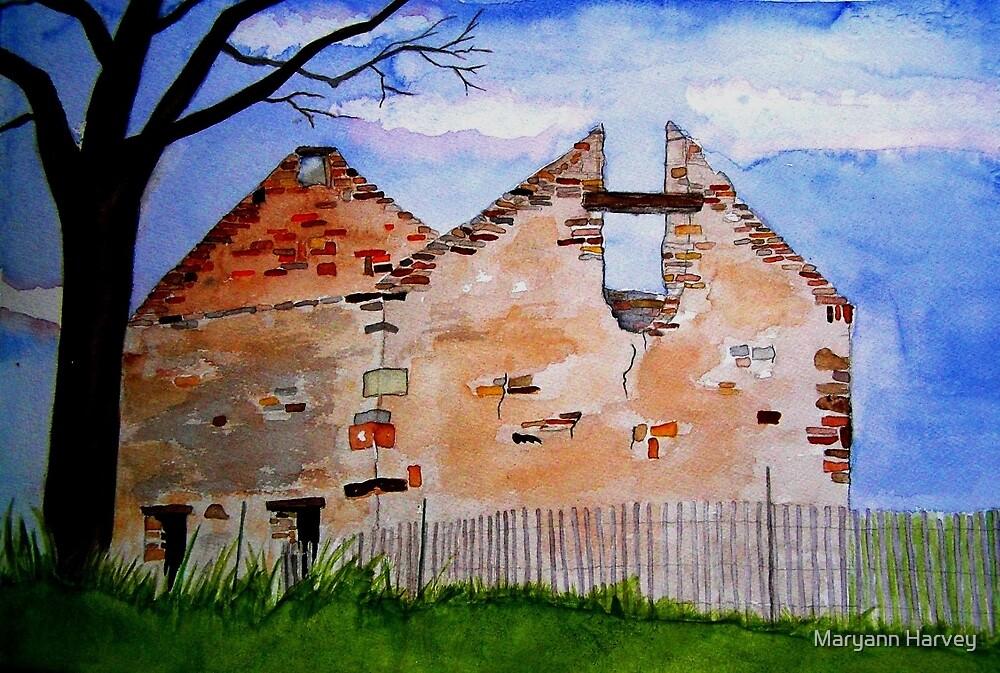 Landmark by Maryann Harvey