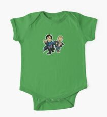 Sherlock - The Game is On Kids Clothes