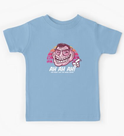 I Hate this Trollin Crap! Kids Clothes