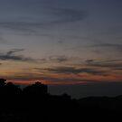Nature's Sunset Strokes - 2 by Bob Merhebi