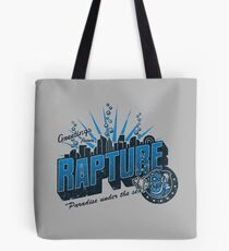 Greetings from Rapture! Tote Bag