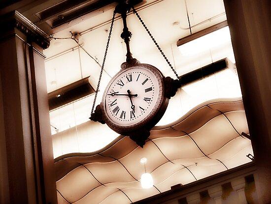 big clock by brian gregory
