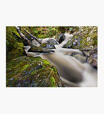 Random Falls Photographic Print