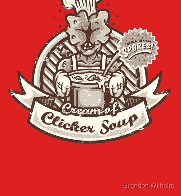 Clicker Soup by Brandon Wilhelm