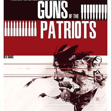Patriots - Metal Gear by CuriousityShop