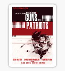 Patriots - Metal Gear Sticker