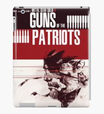 Patriots - Metal Gear iPad Case/Skin