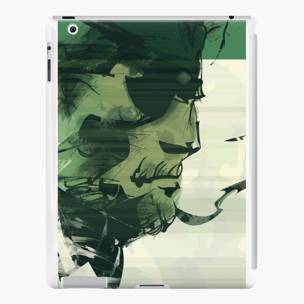 Schlangenesser - Metal Gear iPad-Hüllen & Klebefolien
