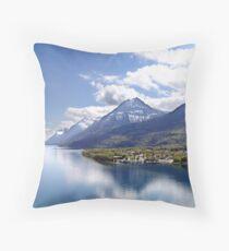 Heavenly Throw Pillow
