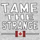 Tame The Strange by lab5studios