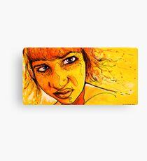 Quip Canvas Print