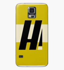 Hyperion Heroism Yellow Case/Skin for Samsung Galaxy