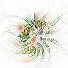 Blazing Colors by Deborah  Benoit