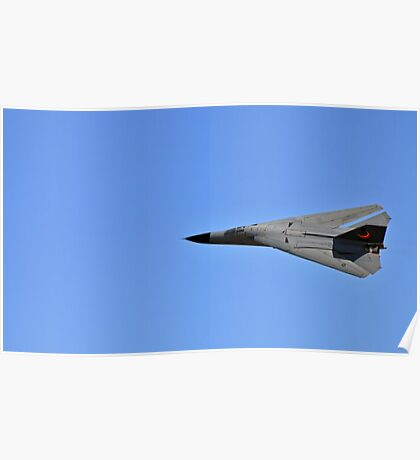 F111, flying into the past Poster