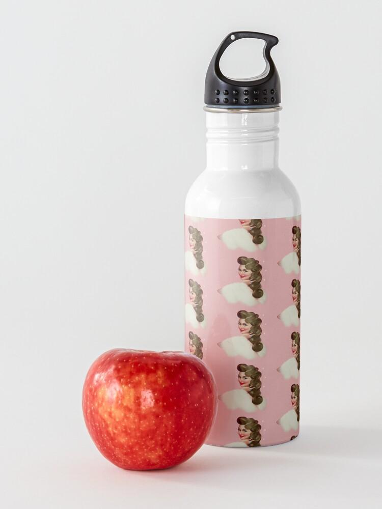 Alternative Ansicht von Vintage-Glamour Trinkflasche