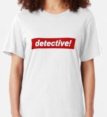Detektiv! Slim Fit T-Shirt