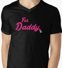 Yes Daddy Lipstick T-Shirt