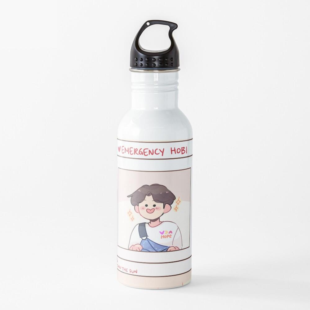 BTS: EMERGENCY HOBI! Water Bottle